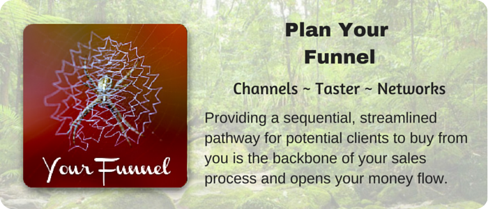 Plan Your Funnel