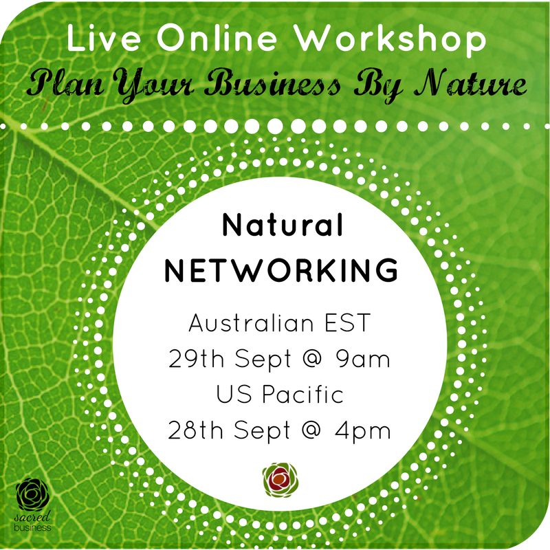Live Online Workshop with Natalie